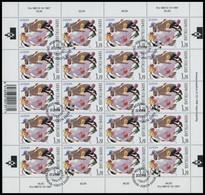FINNLAND 1432/3KB O, 1998, Nationale Feste Und Feiertage In Kleinbogen, Pracht, Mi. 70.- - 1856-1917 Russische Verwaltung