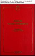 SAMMLUNGEN, LOTS **, 1988-94, 7 Verschiedene Rote Jahrbücher, Dazu Das Olympia-Buch Der Post, Postfrisch, Pracht - Norwegen