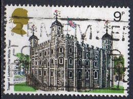 GRANDE BRETAGNE N° 859 O Y&T 1978 La Tour De Londres - 1952-.... (Elisabetta II)