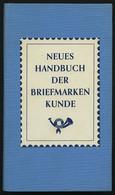 PHIL. LITERATUR Neues Handbuch Der Briefmarkenkunde, Deutsches Reich, 1952, Reihe B, Dipl. Ing. Hellmuth Kricheldorf, 37 - Philatelie Und Postgeschichte