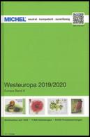 PHIL. KATALOGE Michel: Westeuropa-Katalog 2019/2020, Band 6, Alter Verkaufspreis: EUR 74.- - Philatelie Und Postgeschichte