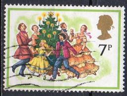 GRANDE BRETAGNE N° 876 O Y&T 1978 NOEL Musiciens Et Chants - 1952-.... (Elisabetta II)