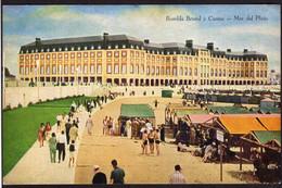 Argentina - Carte Postale - Circa 1950 - Mar Del Plata - Rambla Bristol Y Casino - Non Circulé - A1RR2 - Argentina