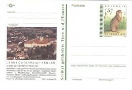 Österreich  Ganzsache P527 200. Auflage/16 - Seitenstetten - Entiers Postaux