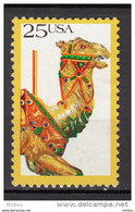 USA, Manège, Carousel, Enfant, Children, Cirque, Circus, Chameau, Camel - Non Classificati