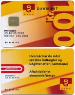 Denmark Exp. 05.2003 / BG Bank / Danmønt 100 Kroner - Used - Dänemark