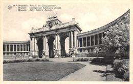 BRUXELLES - Arcade Du Cinquantenaire - Monumenti, Edifici