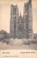 BRUXELLES - Eglise Sainte Gudule - Monumenti, Edifici
