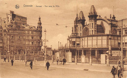 OSTENDE - Kursaal - Vue Vers La Ville. - Oostende