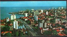 Argentina - Carte Postale - Circa 1970 - Mar Del Plata - Vista Panoramica Av. Colón - Non Circulé - A1RR2 - Argentina