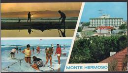 Argentina - Carte Postale - Circa 1970 - Monte Hermoso - Vistas - Non Circulé - A1RR2 - Argentina