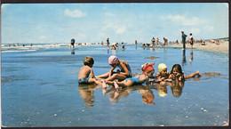 Argentina - Carte Postale - Circa 1970 - Santa Teresita - Niños En La Playa - Non Circulé - A1RR2 - Argentina