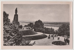 0732 Ukraine Kanev Museum-reserve Taras Shevchenko's Grave And Monument 1958 - Ukraine