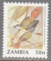 ZAMBIA    SCOTT NO 531    MNH     YEAR  1990 - Zambie (1965-...)