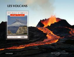 Djibouti 2019 Volcanoes S201908 - Yibuti (1977-...)