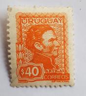 GENERAL JOSE GERVASIO ARTIGAS, URUGUAY 40$ - Uruguay