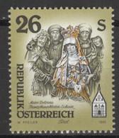 Österreich 2170 ** Postfrisch - 1991-00 Unused Stamps