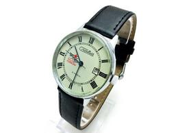 40 Years Of Victory USSR In WWII SLAVA Soviet Mens Watch. Serviced! Vintage Ussr Mechanical Wristwatch Glory. - Orologi Antichi