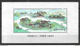 CHINA  1991 SOUVENIR SHEET  MNH - China