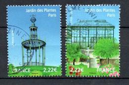 G1-26 France Oblitéré N° 4384 à 4385 à 10% De La Côte !!! - Usati