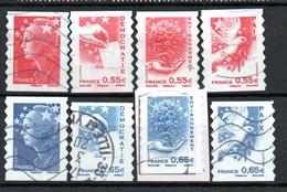 G1-26 France Oblitéré N° 175 à 182 à 10% De La Côte !!! - Adhesive Stamps