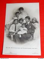 SWEDEN - Prince Héritier Gustave VI Adolphe De Suède, Princesse Margaret De Connaught Et Leurs Enfants - Königshäuser