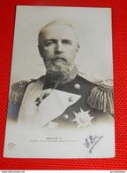 SWEDEN - NORWAY - Roi  OSCAR II  De Suède Et De Norvège   -  Konung OSCAR II - Königshäuser