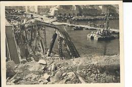 Fumay 1940: Pont Détruit - Fumay
