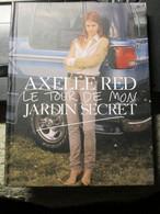 Axelle Red Le Tour De Mon Jardin Secret 12 Pag - DVD Musicali
