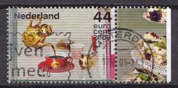 Nederland - Jubileumzegels - Goede Doelen - De Zonnebloem - Gebruikt/gebraucht/used - NVPH 2648 Tab Rechts - Gebraucht