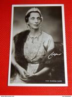REINE LOUISE , Princesse Suédo-Norvégienne,  Reine Du Danemark  -  Dronning Louise - Königshäuser