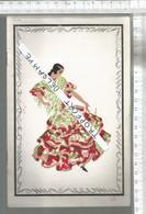PG / Vintage //  PROGRAMME DANSE ESPAGNOLE Salle PLEYEL 1943 @@ LA JOSELITO @@ ARROYO RELAMPAGO / /Espagne - Programmes