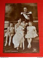 ROI OLAF Et La Reine MARTHA De Norvège  - King OLAF And Queen Martha Of Norway - Den Norske Kronprinsfamilie - Königshäuser