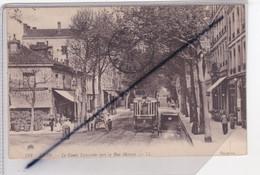 Lyon (69) 3em Et 6em Arr.)Le Cours Lafayette Vers La Rue Moncey (tramway, Calèches, Belle Animation) - Lyon 3