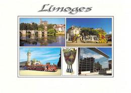 87 - Limoges - Multivues - Limoges