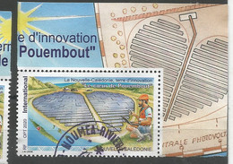 Nouveauté   Le Coeur De Pouembout   Tarif International  Bdf (pag3c) - New Caledonia