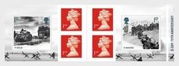 Great Britan  2019   Dday WWII     BOOKLET           Postfris/mnh/neuf - Unused Stamps
