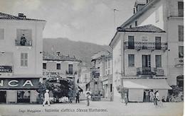 ITALIE - LAGO MAGGIORE -  FERROVIA ELETTRICA STRESA MOTTARONE - Italien