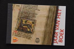 NETHERLANDS NEDERLAND PRESTIGE BOEKJE PR 66 YEAR OF THE BOOK - Libretti