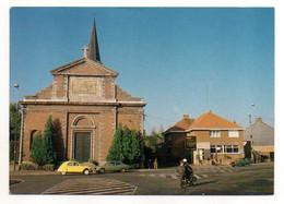 VIEUX CONDE--1987--Eglise St Martin  (voitures Dont Citroen 2CV,cyclomoteur )..à Saisir - Vieux Conde