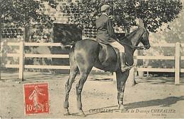 71Charolles Ecole De Dressage Chevaux Equitation Hippisme - Charolles