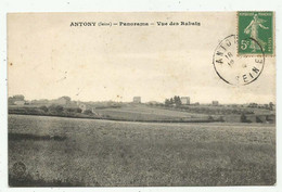 ANTONY (92 - Hauts De Seine)  Panorama - Vue Des Rabats - Antony