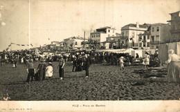PORTUGAL. FOZ. PRAIA DE BANHOS - Coimbra