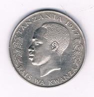 1 SHILLINGI 1977 TANZANIA /8368/ - Tanzania