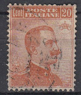 ITALIË - Michel - 1916 - Nr 125 - Gest/Obl/Us - Usati