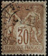 -Sage N°69 Type L.( CAD.) - 1876-1878 Sage (Typ I)