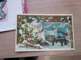 Santa Claus A Merry Christmas - Santa Claus
