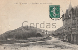 France - Carolles - Le Pignon Butor Et La Route Du Bourg - Avranches