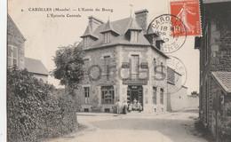 France - Carolles - L'Entree Du Burg - L'Epicerie Centrale - Avranches