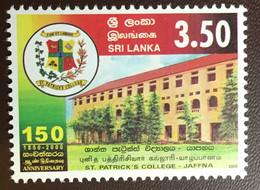 Sri Lanka 2000 St Patrick's College MNH - Sri Lanka (Ceylon) (1948-...)